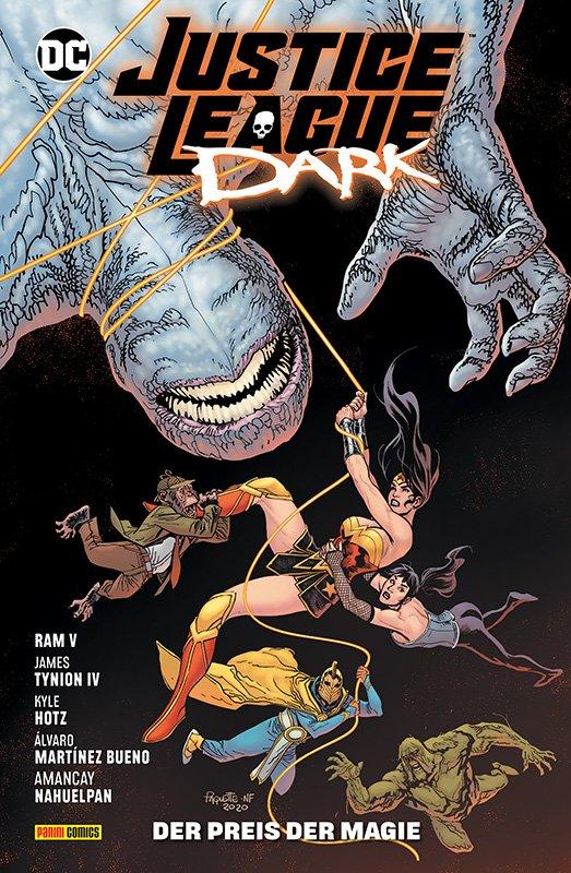 Justice League Dark (2019) 4: Der Preis der Magie