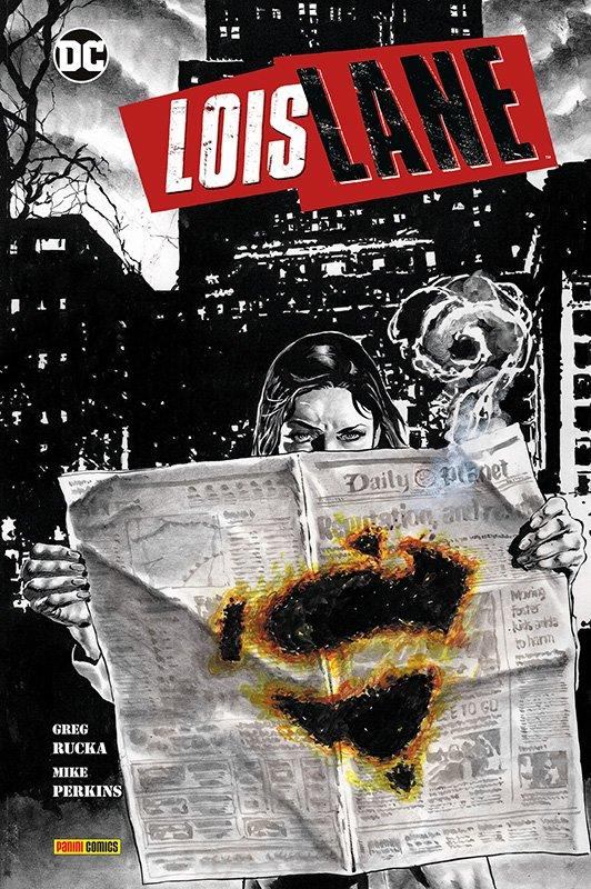 Lois Lane: Reporterin im Fadenkreuz HC (222)