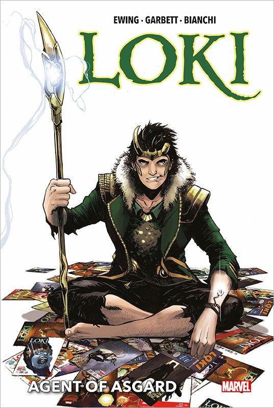Loki: Agent of Asgard (HC)