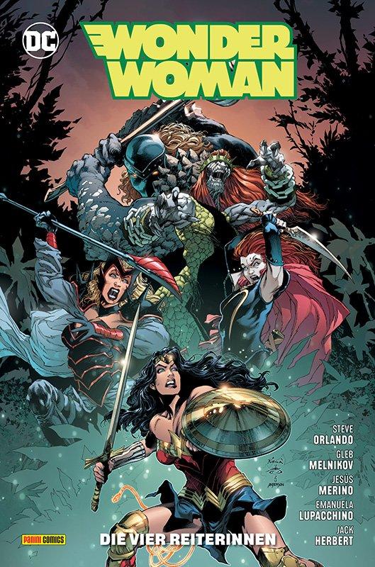 Wonder Woman (Rebirth) 14: Die vier Reiterinnen