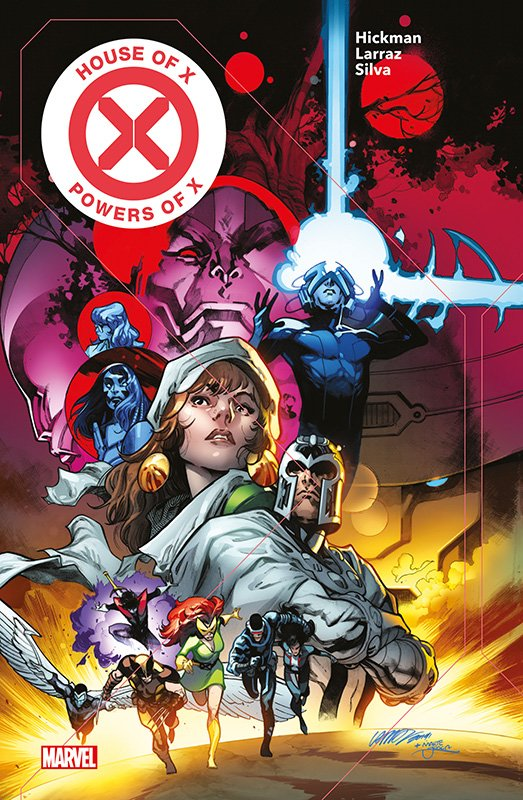 X-Men: House of X & Powers of X Collection (HC)