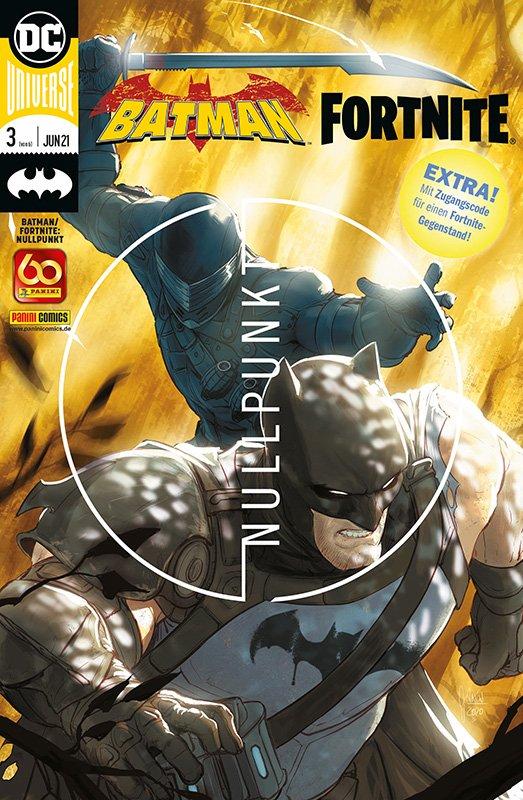 Batman/Fortnite: Nullpunkt 3 (von 6)