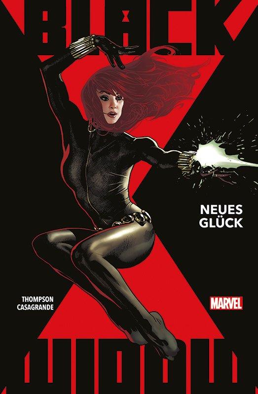 Black Widow (2021) 1: Neues Glück