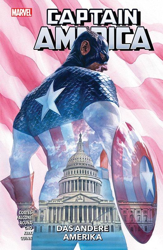 Captain America (2019) 4: Das andere Amerika