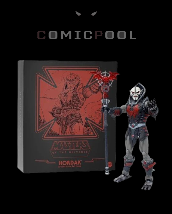 Vorbestellung – Masters of the Universe Hordak 1:6 Scale Action Figure