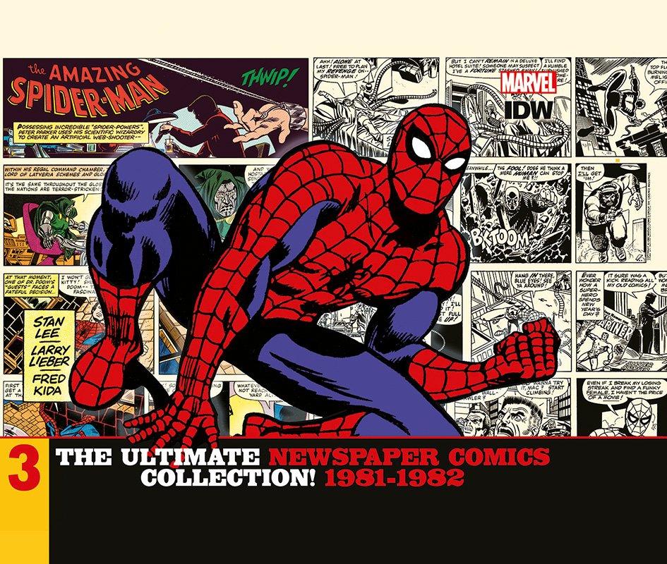 Spider-Man Newspaper Comics Collection 3: 1981-1982