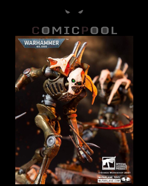 Warhammer 40k Actionfigur Necron Flayed One 18 cm