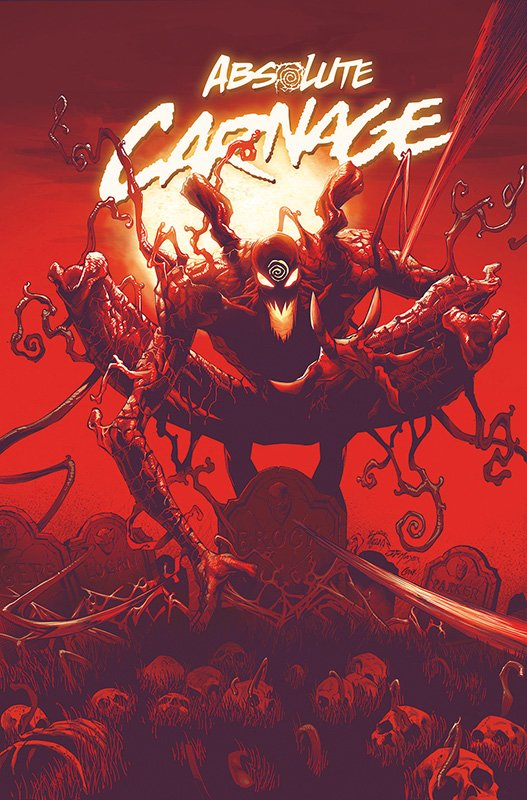 Absolute Carnage Paperback