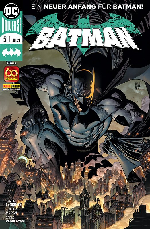 Batman (Rebirth) 51