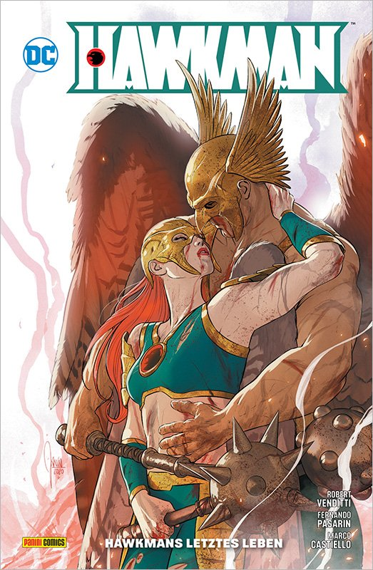 Hawkman 5: Hawkmans letztes Leben