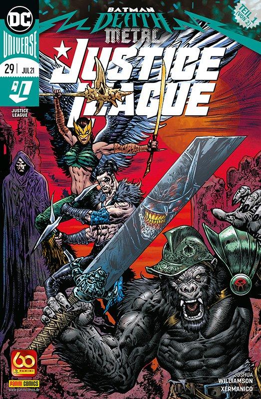 Justice League (2019) 29