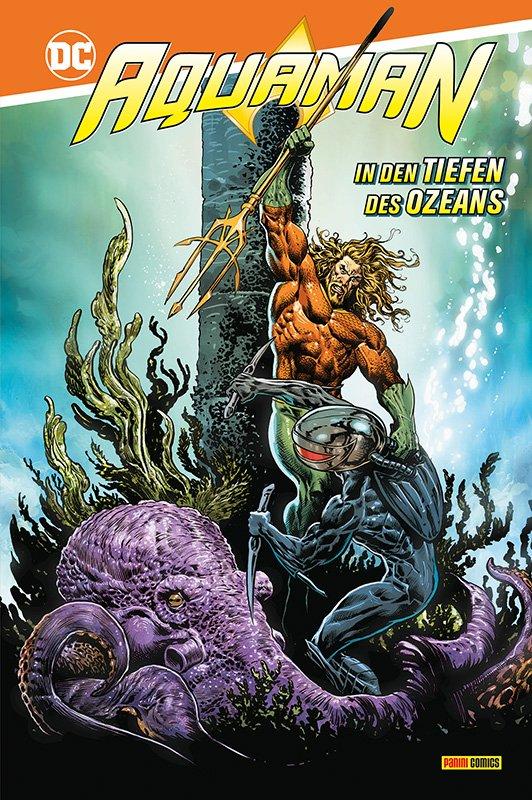Aquaman: In den Tiefen des Ozeans HC (222)