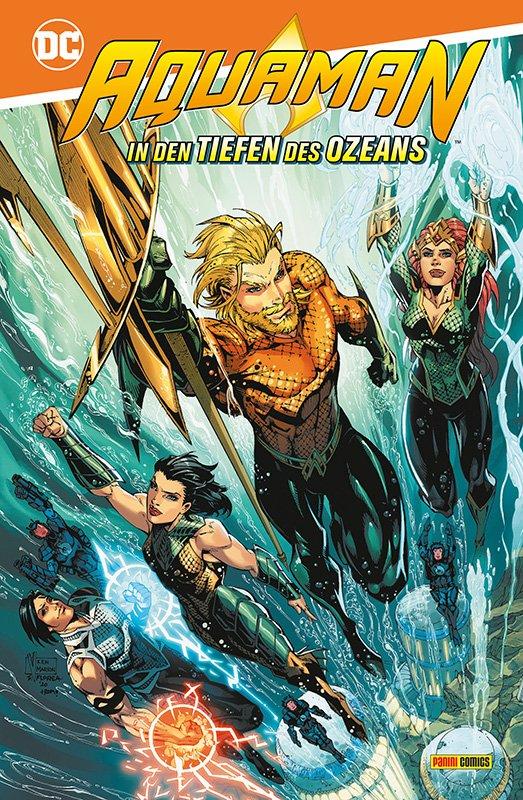 Aquaman: In den Tiefen des Ozeans